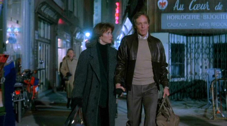 Movie Tourist The Bourne Identity 1988