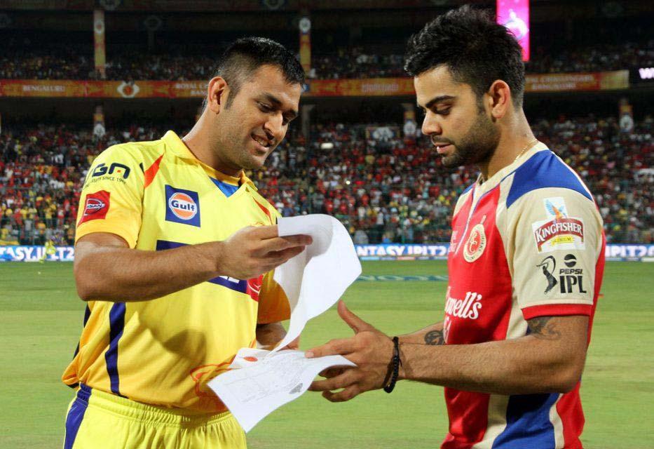 MS-Dhoni-Virat-Kohli-RCB-vs-CSK-IPL-2013