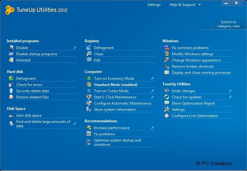 tuneup utilities software free download with serial key