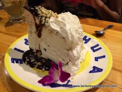 Kimo's Original Hula Pie at Duke's Kauai, in Lihue, Kauai, Hawaii