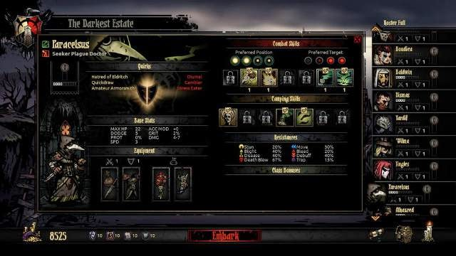 Darkest Dungeon PC Games Gameplay