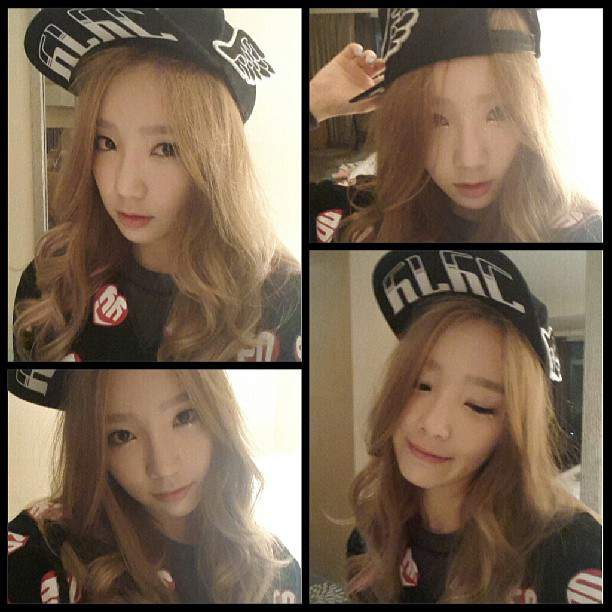 Taeyeon sings Destiny Child's 'Brown Eyes' on Instagram