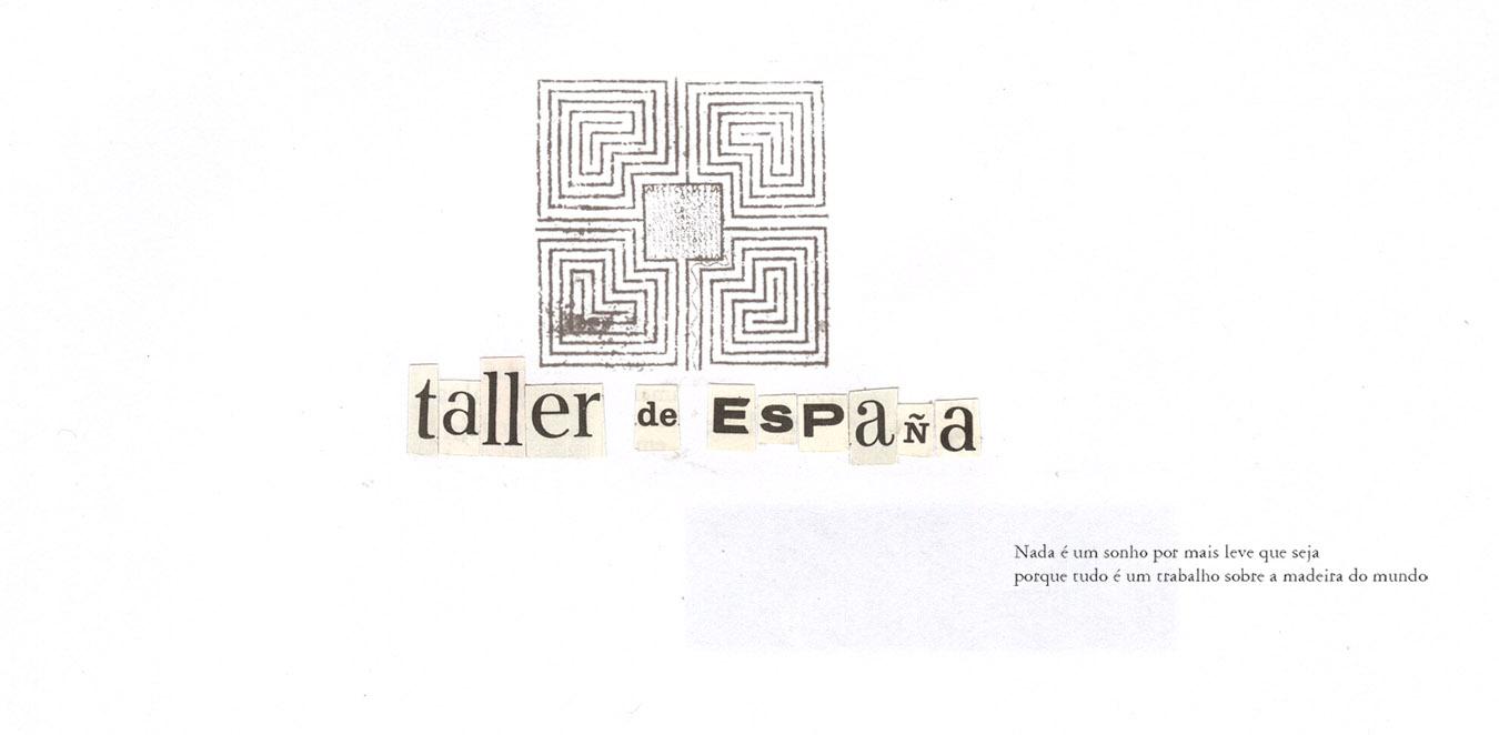 TALLER de españa & co.