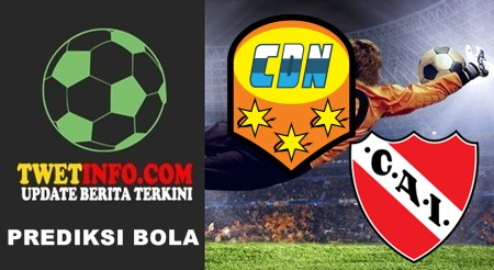 Prediksi Crucero del Norte vs Independiente