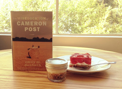 Cameron Post's Strawberry Pretzel Salad