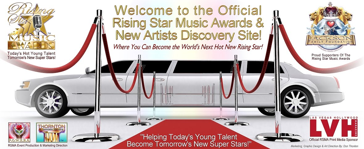 Rising Star Music Awards Social Network