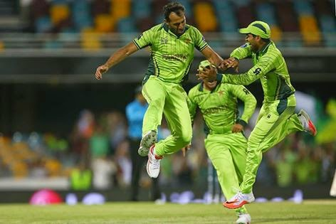 Pakistan beat Zimbabwe by 20 runs