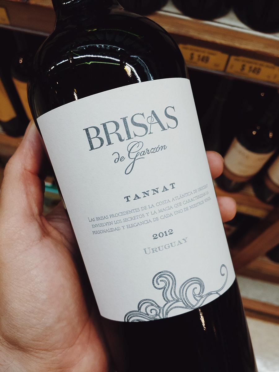 vinhos uruguaios tannat garzon