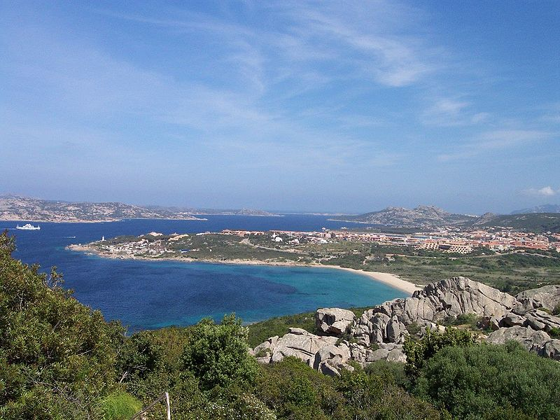 Soggiorni militari: Base logistica di Palau (Olbia) in Sardegna ...