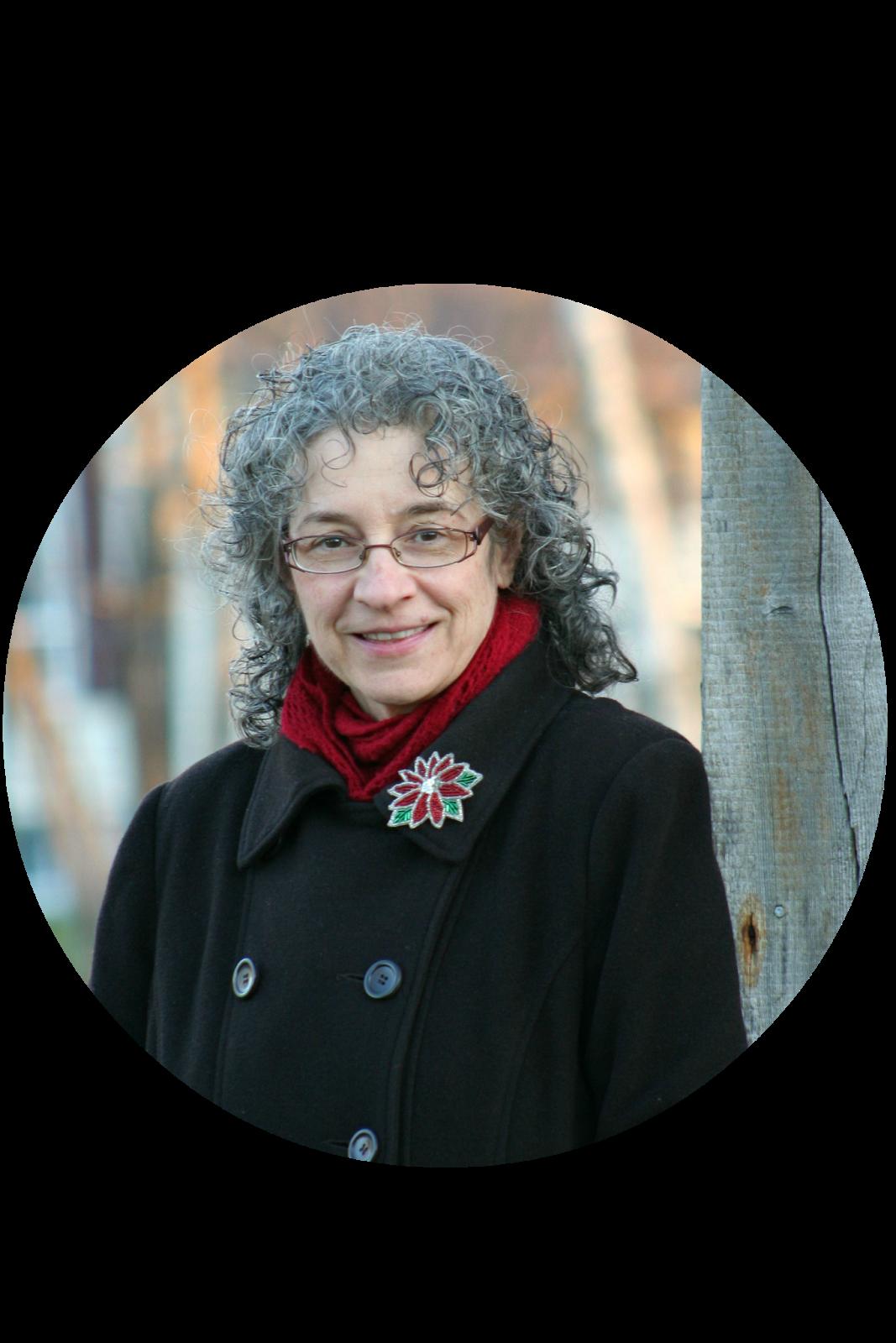 Sue Frelick, sewing teacher
