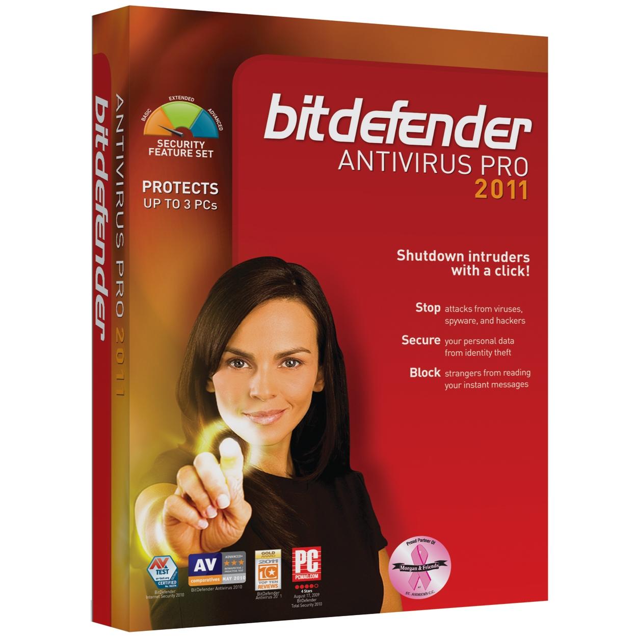 Download Bitdefender ANTIVIRUS PRO 2011 with Free Licensi | Fresh Master Software