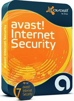 Avast Internet Security 7.0+License Key Cover