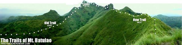 mt batulao, Mt Batulao Trail Map, mt batulao nasugbu batangas, mt batulao batangas