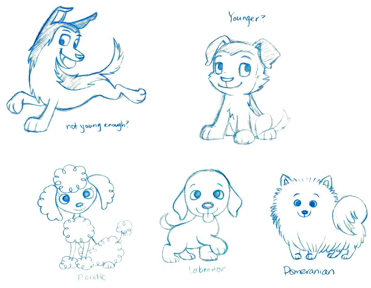 Janice s Corner Pound Puppies Design Ideas