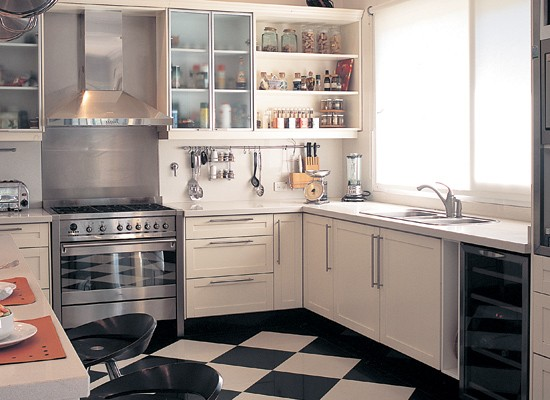 Finezza: LA COCINA IDEAL CON FINEZZA