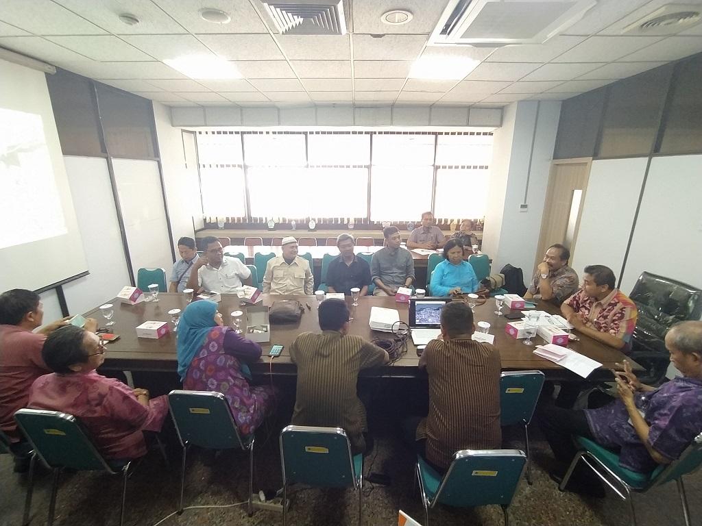 Inilah Rekomendasi KKMD Jateng Terkait Dugaan Pencemaran Mangrove di Rembang