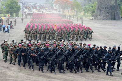 TNI AL Bangun Batalion Marinir 10 Batam