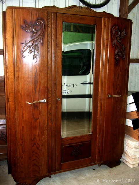 armoire ancienne relooke excellent armoire ancienne. Black Bedroom Furniture Sets. Home Design Ideas