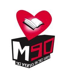 Memorize 90 Verses in 90 Days