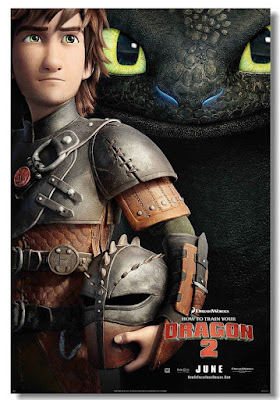How To Train Your Dragon 2 (2014) 480p Blu-Ray Hindi 300mb