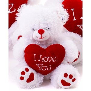 Entertainment World: Valentine Day Gift taddy bears