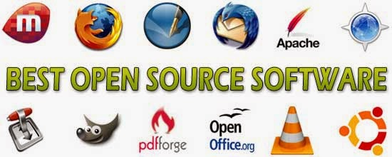 Contoh Open Source Software