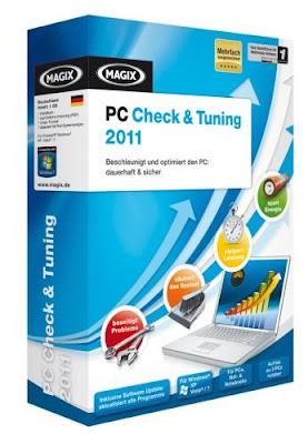 MAGIX PC Check & Tuning 2011 v 6.0.404.1055