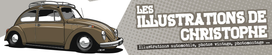 Les illustrations de christophe