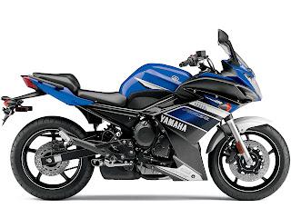 Gambar Motor 2013 Yamaha FZ6R picture 3