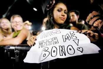 U2 fan