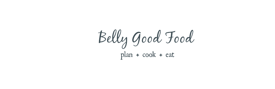Belly Good Food For You!