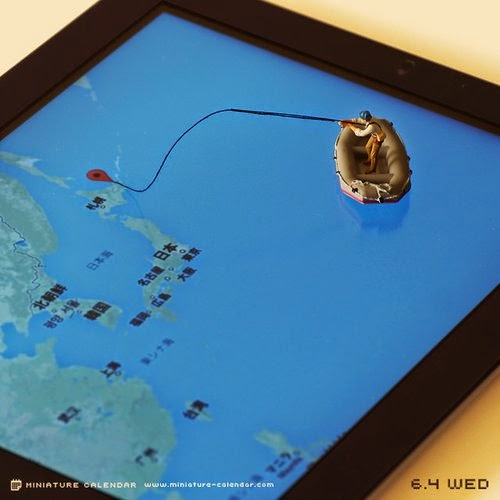 19-Fishing-Tatsuya-Tanaka-Miniature-Calendar-Worlds-www-designstack-co