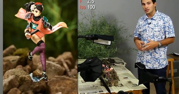 Tipologie di luci in un setup fotografico - Corso di fotografia in studio