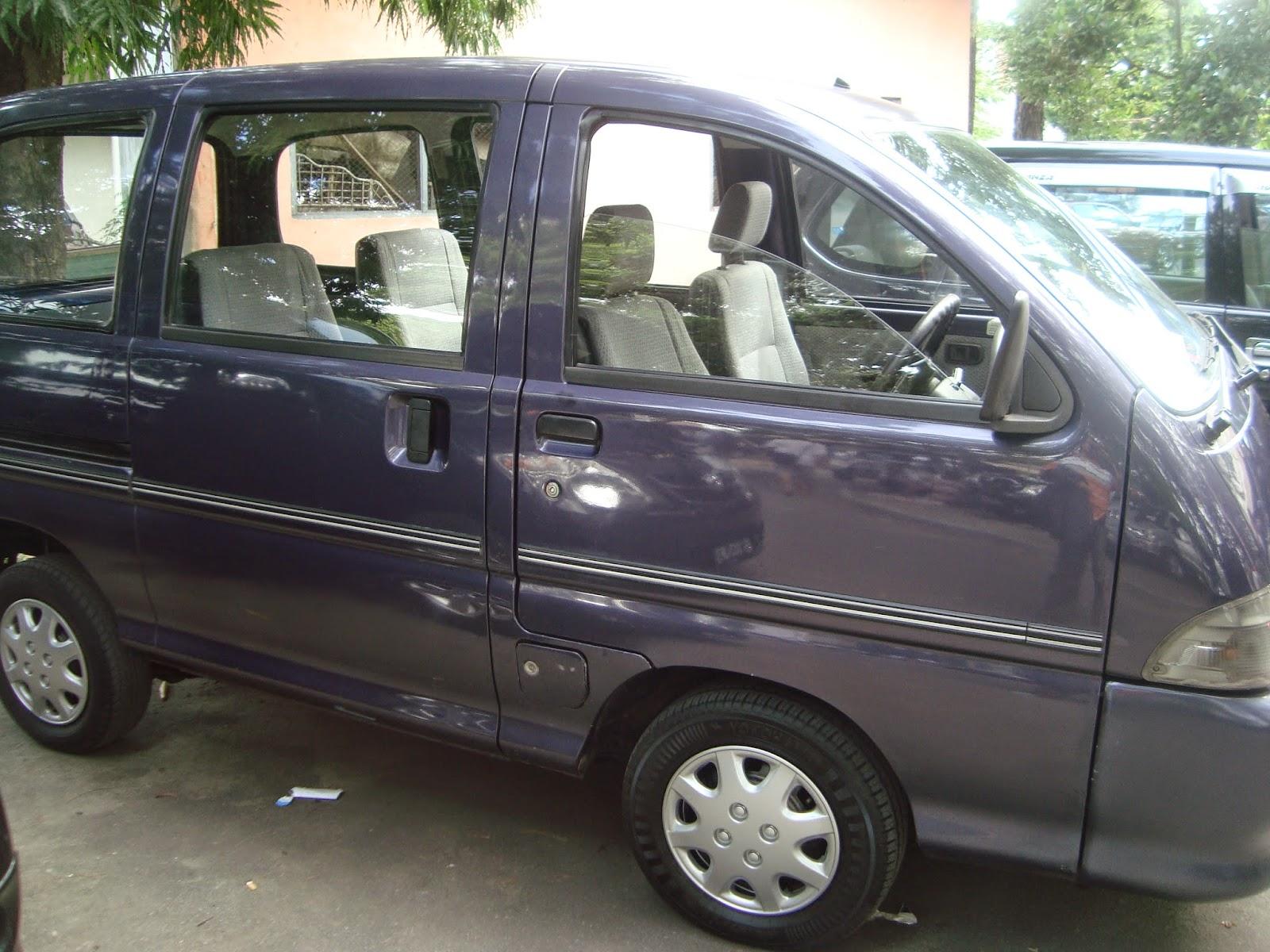 Jual Daihatsu Espass 16