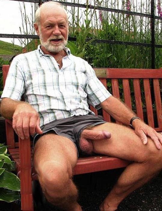 Peludo viejo gay abuelo porno