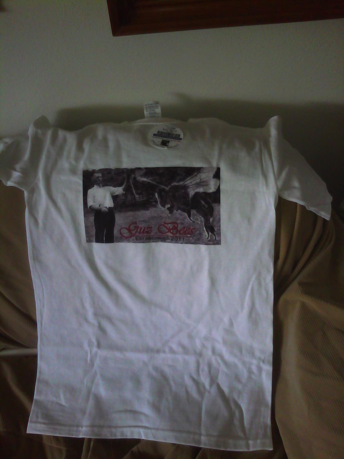 Design t shirt vistaprint - Guz Bees T Shirt Just Shipped From Vistaprint