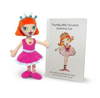 Ballerina Sue ThumBuddy