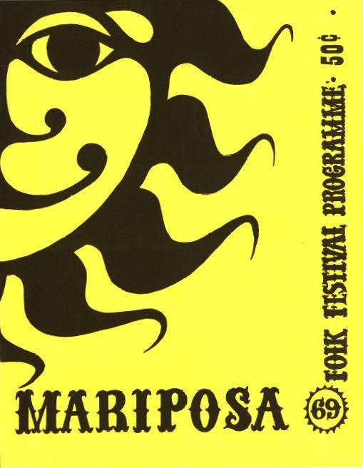 Mariposa Folk Festival 1969