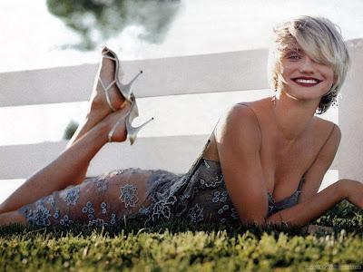 Hollywood American Actress Cameron Diaz Wallpaper-1600x1200-73
