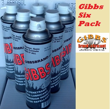 "Gibbs ""Six Pack"""