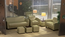 Mayline Santa Cruz Lounge Furniture Collection