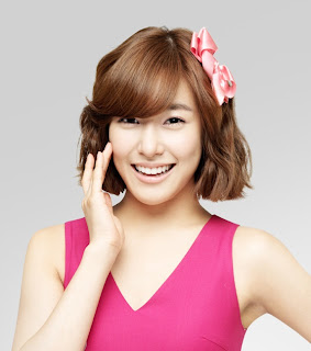 trend fashion: tiffany snsd hair style (girl generation)