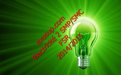 Electricité II SMP-SMC S3 FSR