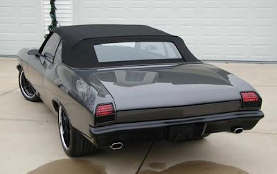 Chevelle Conversível 69