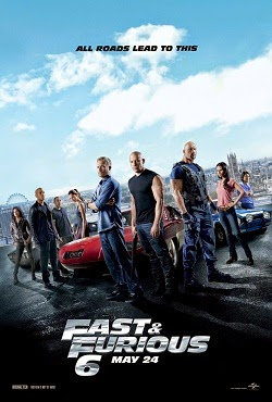 Fast and Furious 6 hd izle