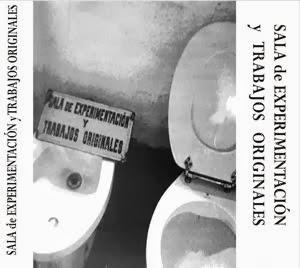 2001 - Sala de experimentación y trabajos originales