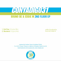 Bruno B & Eddi M 2nd Floor EP Conya Digital