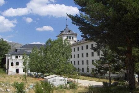 Sanatorio del Santo del Angel