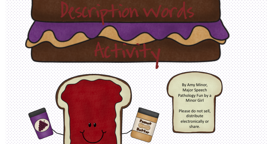 Peanut Butter and Jelly Freebie!