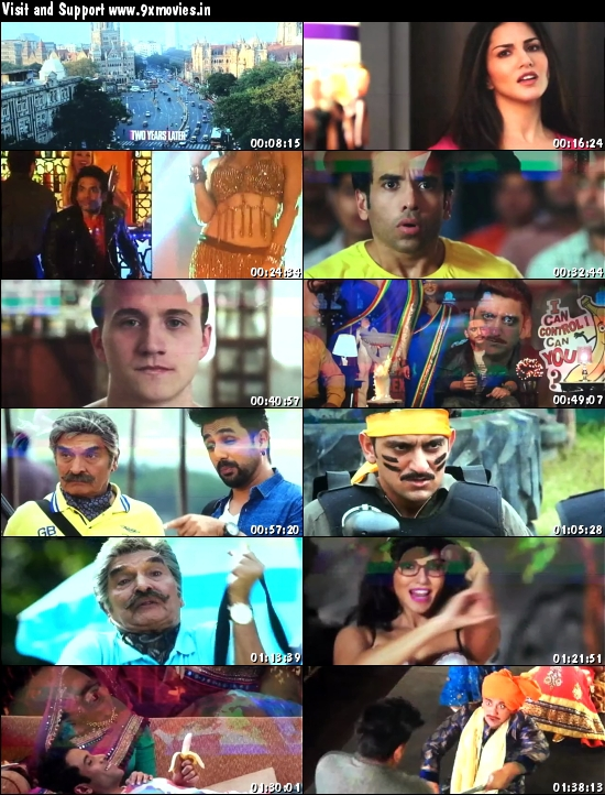 Mastizaade 2016 Hindi DVDScr x264 700mb